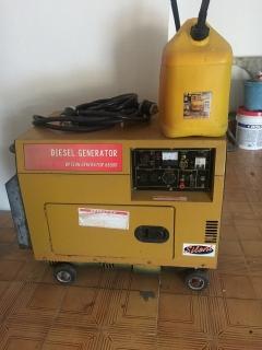 Planta generador electrico