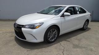 Toyota Camry Se Blanco 2015