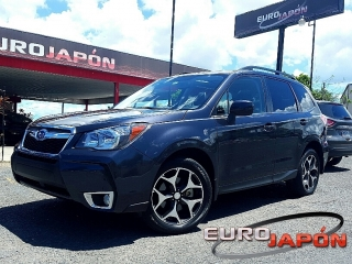 SUBARU FORESTER XT TURBO AWD 2015 COMPANY CAR EUROJAPON