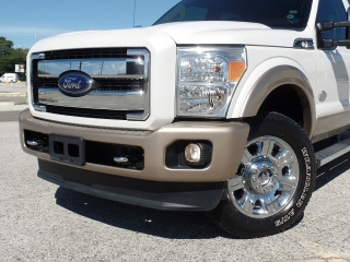 FORF F-250 KING RANCH 2012 TURBO DIESEL 4X4 !WOW! MAJESTUOSA!
