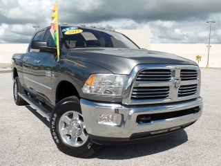DODGE RAM 2500 2013 CUMMINS TURBO 4X4