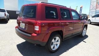 Jeep Patriot Sport Rojo Vino 2013