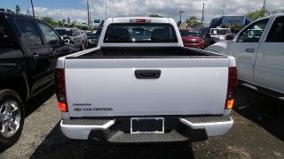 Chevrolet Colorado Work Truck Blanco 2011