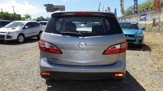 Mazda Mazda5 Touring Plateado 2013