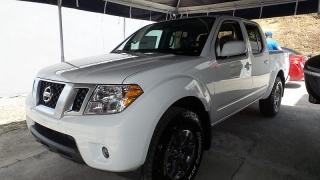 Nissan Frontier PRO-4X Blanco 2015