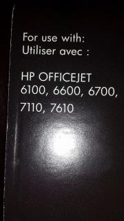 Tinta para printer Hp 932XL