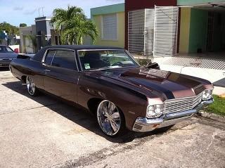 impala 1970