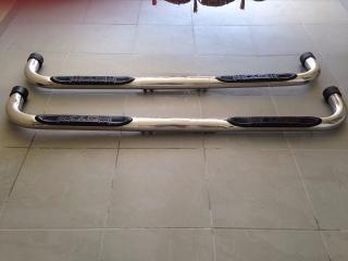 running board step bar