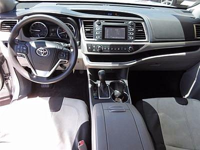 2014 Toyota Highlander Toyota HighlanderV6