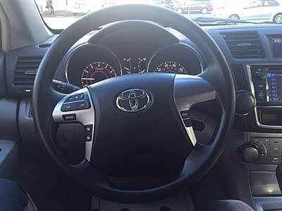 2013 Toyota Highlander FWD 4dr V6 SE SUV