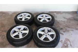 """Honda Accord EX 2005 Wheels/Aros 16"""""""
