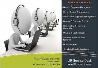 UR Service Desk