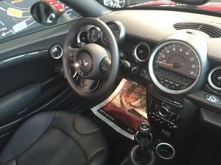 Mini Cooper S Roadster 2015
