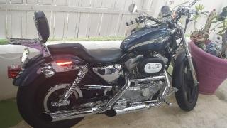 Harley Davidson 883 / 100 Aniversario 2003
