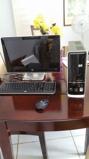 HP Slimline s5120f PC