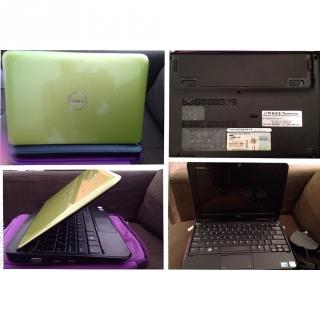 Laptop Dell inspiro mini  windows 7