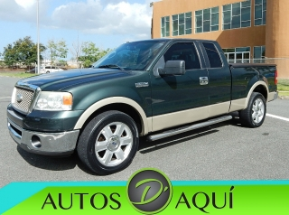 2006 FORD F-150 LARIAT SUPERCAB  ...