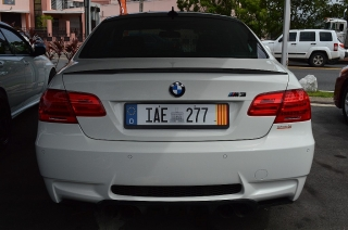 BMW M3 2011 Poco Millaje Como Nuevo