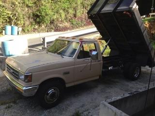 Ford 350 1988 Biege