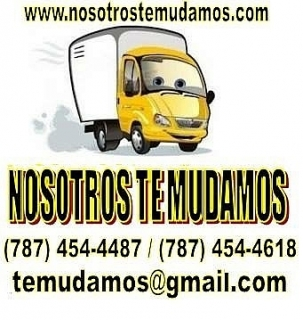 ¡MUDANZAS Y/O ALQUILER DE CAMION CON CHOFER, DESDE $100.00 EN ADELANTE!