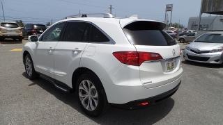 Acura Rdx Tech Pkg Blanco 2013