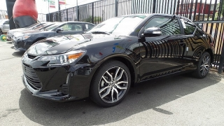 Scion Tc Negro 2015
