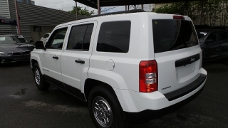 Jeep Patriot Sport Blanco 2014