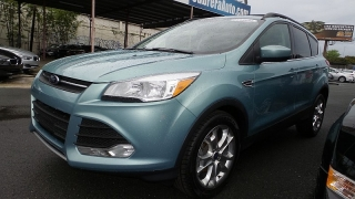 Ford Escape Se Verde 2013