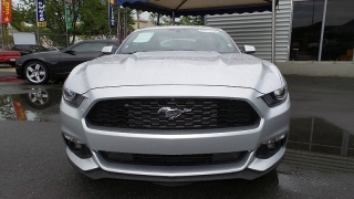 Ford Mustang V6 Gris 2015