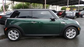 MINI Cooper S Verde 2012