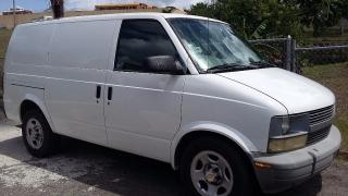 Chevrolet Astro Van de Carga año 2005
