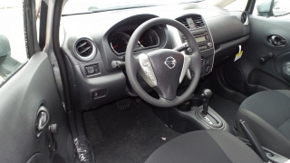 Nissan Versa Note S Plus Dark%20Gray 2015