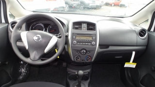 Nissan Versa Note S Plus White 2015