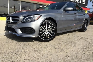 Mercedes Benz  C400 4MATIC 2015