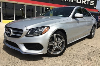 Mercedes-  Benz C300  4MATIC 2015