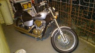 Honda Shadow VTX 600
