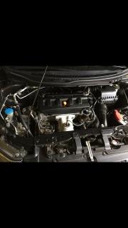 Honda Civic Coupe i-vtech 2012 Negro