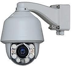 Variedad cámaras seguridad