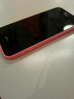 iPhone 5C Rosa (Sprint)(16GB) PARA PARTES*