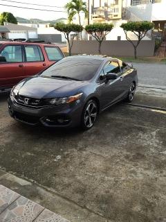 Honda Civic Si 2014