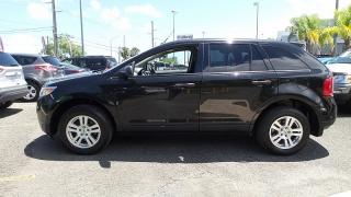 Ford Edge Se Black 2013