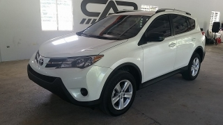 Toyota Rav4 Le Blanco 2014