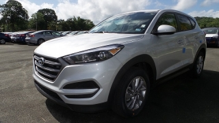 Hyundai Tucson Se Plateado 2016