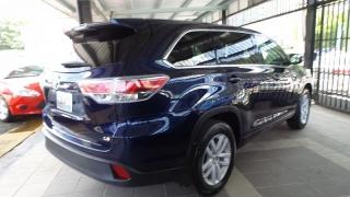 Toyota Highlander Le Blue 2014