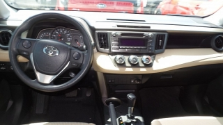 Toyota Rav4 Le Black 2013