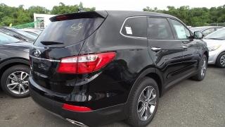 Hyundai Santa Fe Se Negro 2016