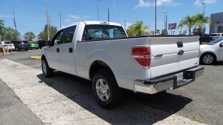 Ford F-150 Xl Blanco 2014