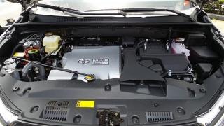 Toyota Highlander Hybrid Gris 2015