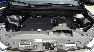 Toyota Highlander Gris 2015