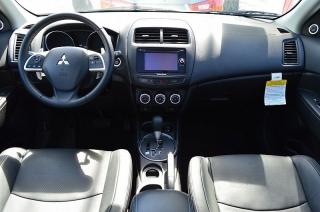 Mitsubishi Outlander Sport Se White 2015